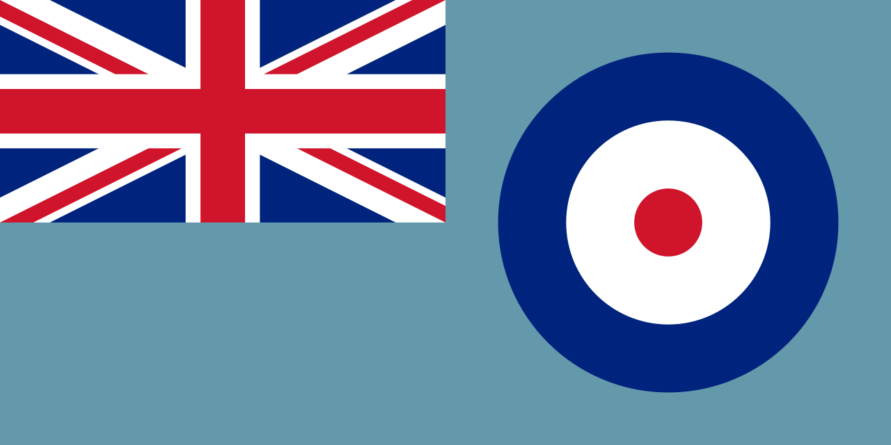 Air Force ensign of the United Kingdom