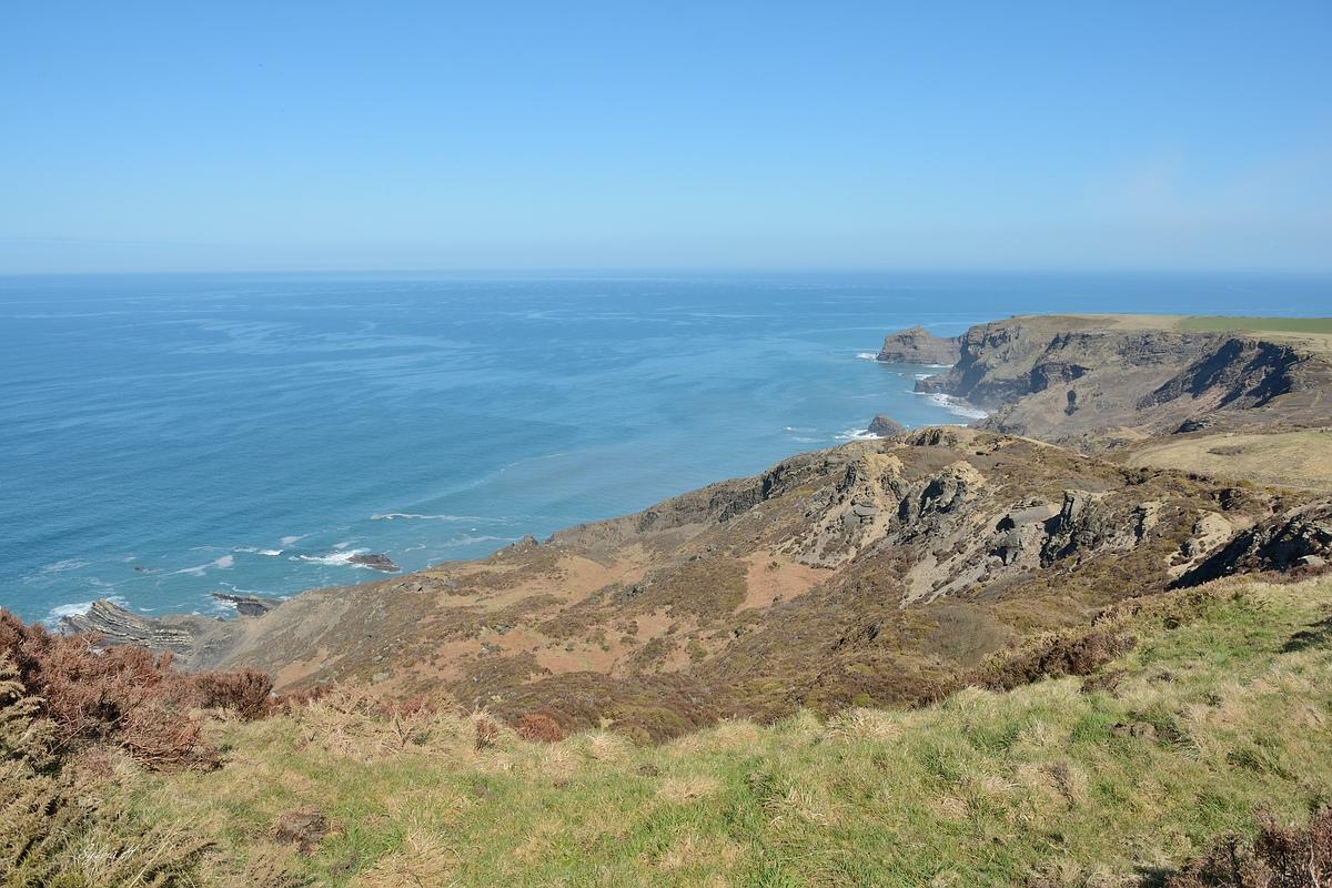 [GB] South West Coast Path - Part I