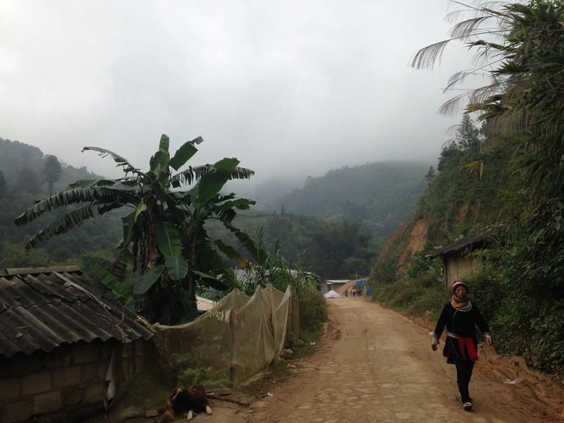 少数民族の村歩き, 1