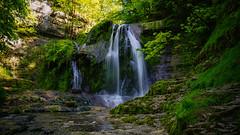 Cascades de l'Audeux