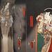 Le Fantôme de Kamata Matahachi d'U. Kunisada (Musée du quai Branly - Jacques Chirac, Paris) by dalbera