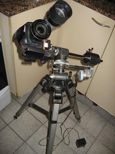 Canon Sx , Eq I , Motorisado