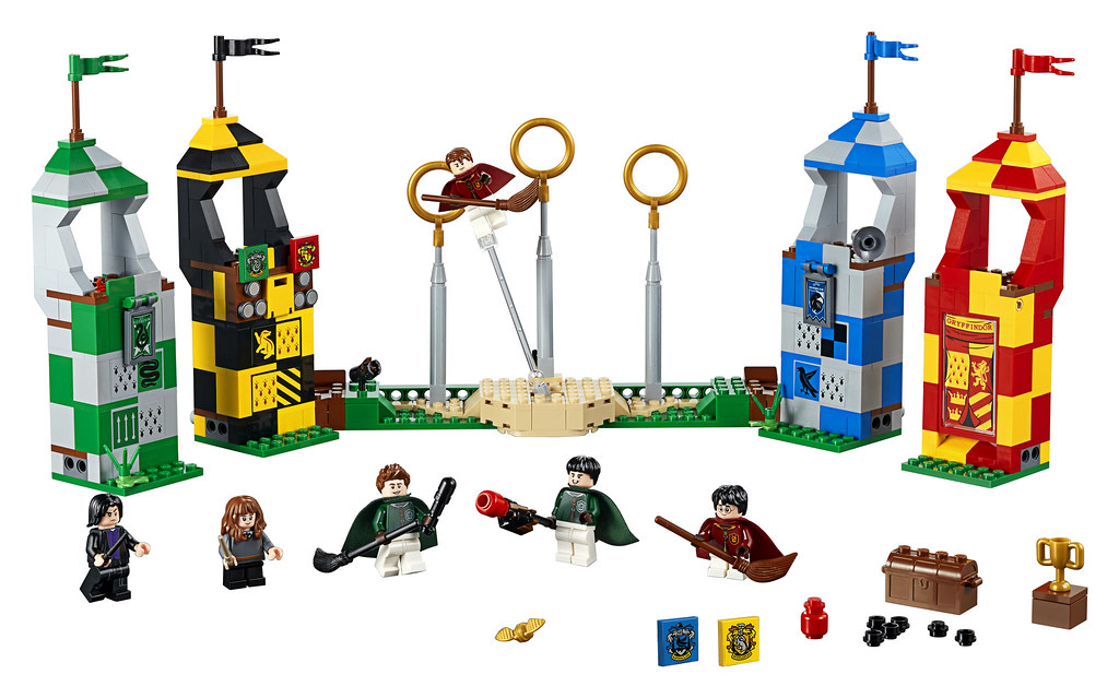 75956 Harry Potter Quidditch Full