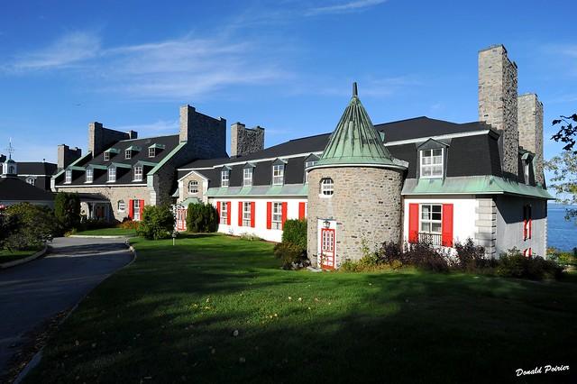 Hôtel Le Manoir à Baie-Comeau.