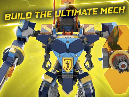 Rebrick Build the Ultimate Mech