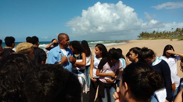 Aula de Campo - Geografia - Ensino Médio