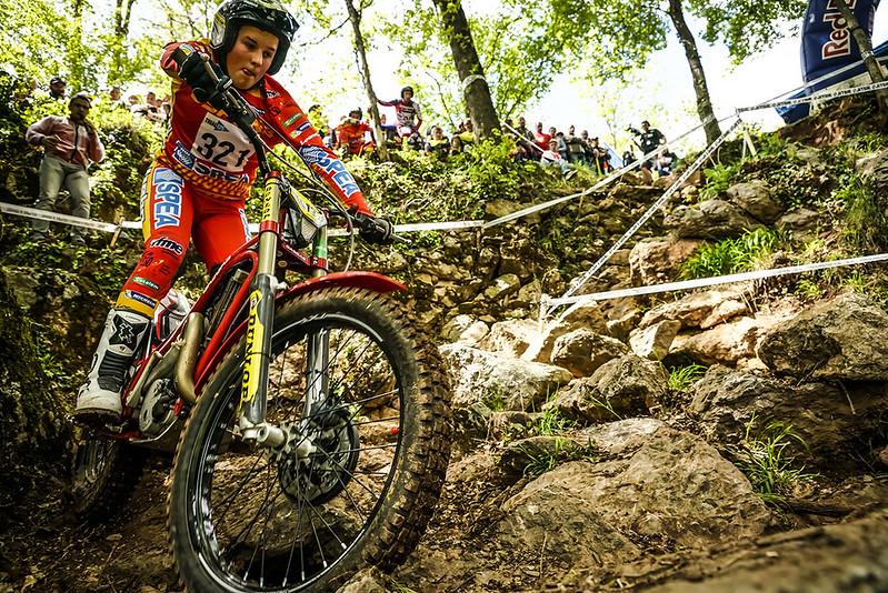 Mundial TrialGP 2018 España, Camprodón