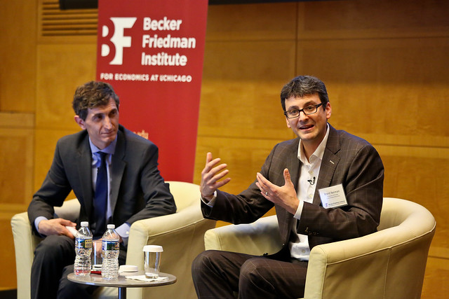 A Conversation with Brent Neiman on Technology, Inequality, Market Power, and Trade