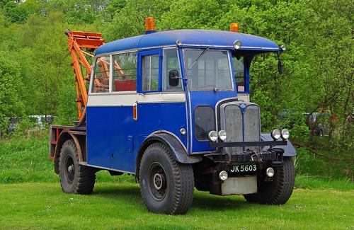 AEC Matador - Recovery Vehicle