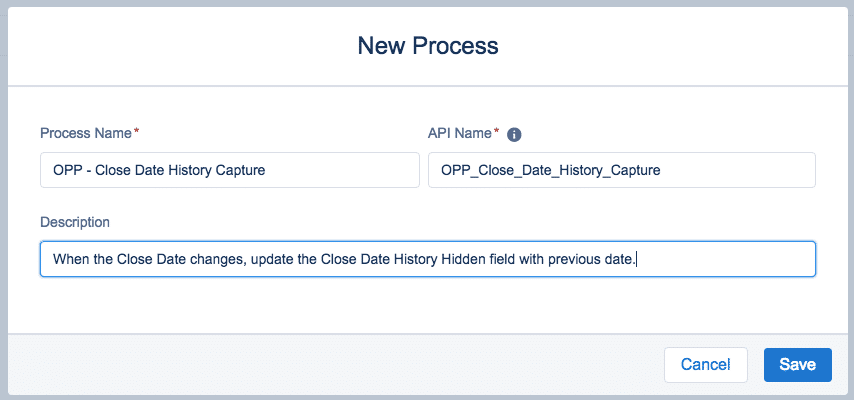 Process-Opp-Close-Date-History