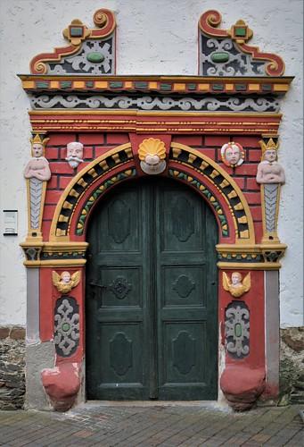 German Renaissance Doorways