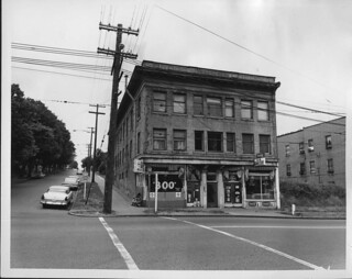 800 Cafe and U.S. Grocery, 1967