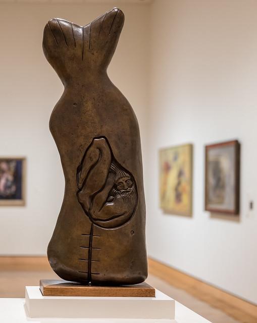 John B. Flanagan, Jonah and the Whale, 1937 3/25/18 #artsmia #sculpture