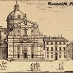 1655 2006 Piazza del Gesù a, Incisore Giovan Battista Falda, - https://www.flickr.com/people/35155107@N08/