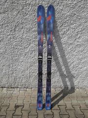 Prodám lyže Nordica NAVIGATOR 85 (2017/2018) + váz - titulní fotka