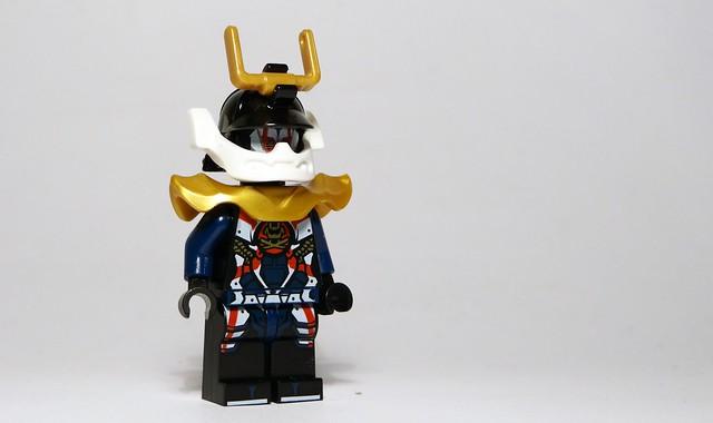 RECENZJA LEGO NINJAGO Synowie Garmadona 9