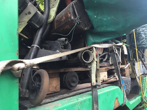 Déchets automobiles à Sète : tentative d'exportation illégale vers le Togo