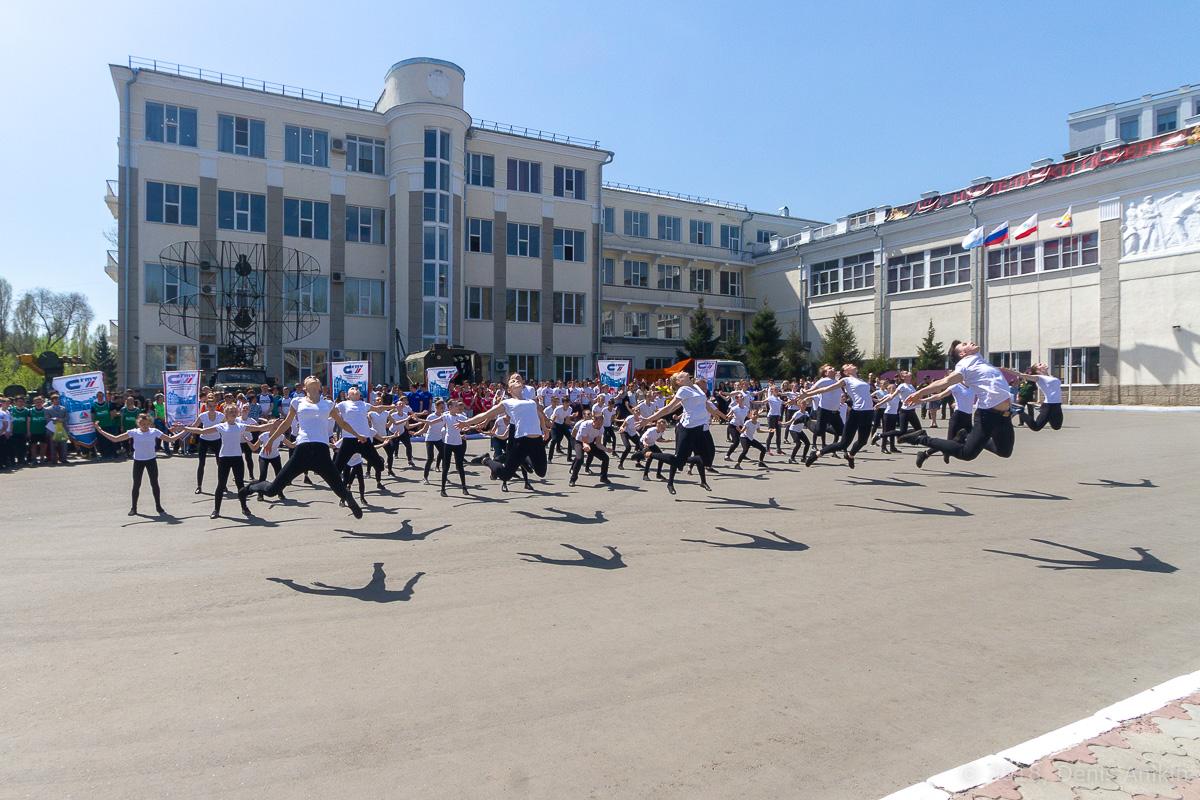 Фестиваль Здоровая Альтернатива СГТУ фото 4