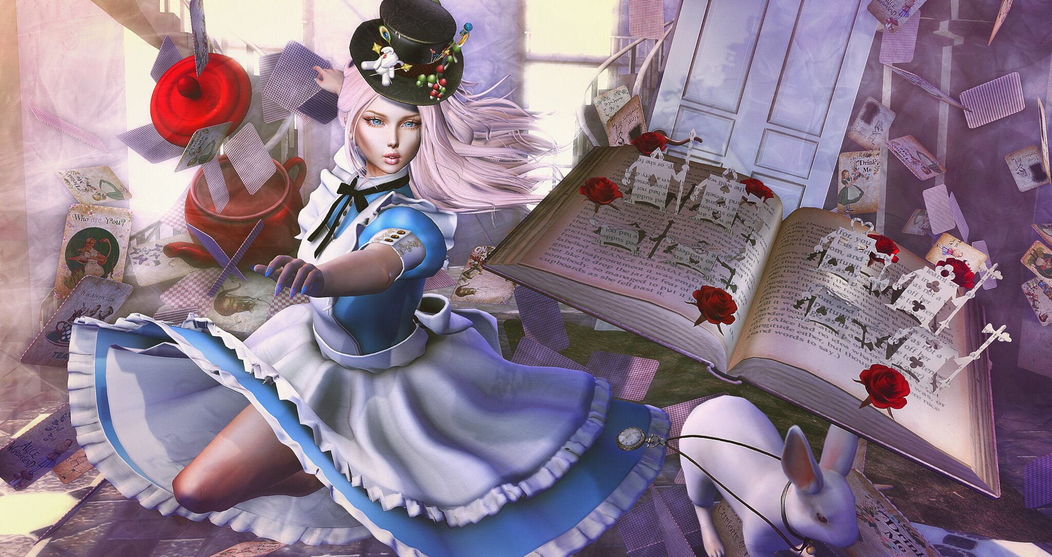 Enchantment - Alice in Wonderland