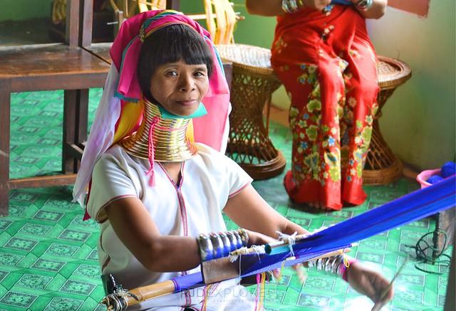 myanmar itinerary long neck village