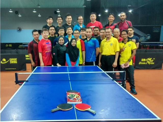 Malaysia - ITTF - PTT Level 1 Coaching Course