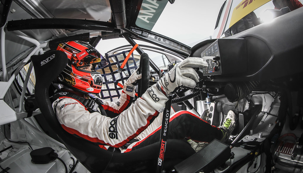 COMTE Aurelien (FRA), DG Sport Competition, PEUGEOT 308TCR, portrait during the 2018 FIA WTCR World Touring Car cup of Zandvoort, Netherlands from May 19 to 21 - Photo Francois Flamand / DPPI