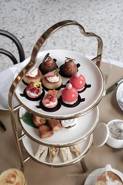 1.1Afternoon Tea @ Fritz Brasserie (Ground Floor, Wolo Hotel)