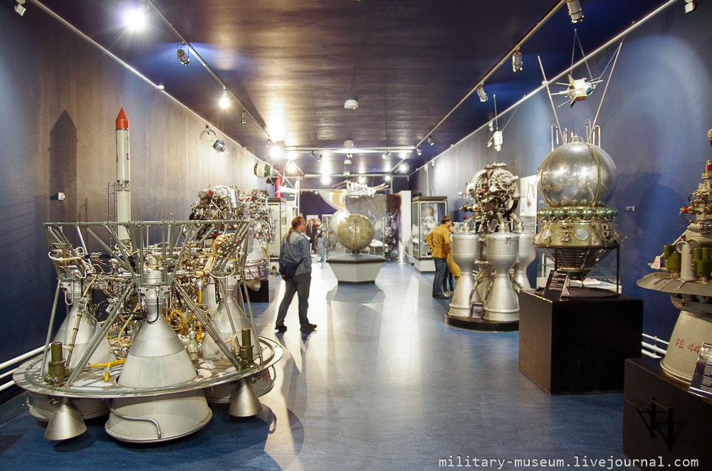 Музей космонавтики и ракетной техники СПб -80