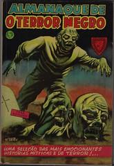 Rare Horror Almanaques from Brazil