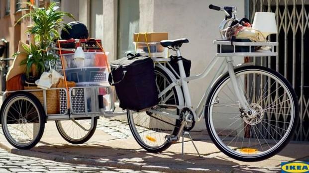 ritiro bici sladda
