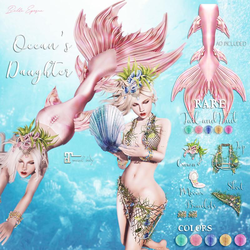Ocean's Daughter { The Arcade }