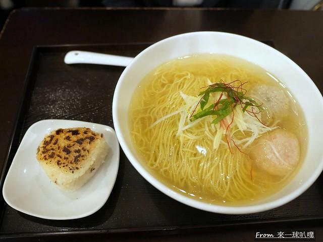飯糰拉麵 麵屋海神11