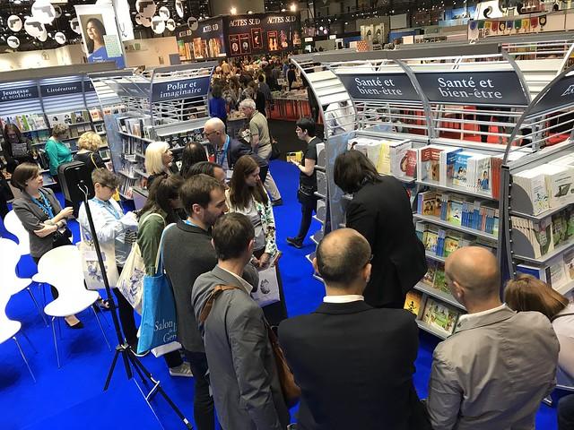 Rencontre libraires-éditeurs
