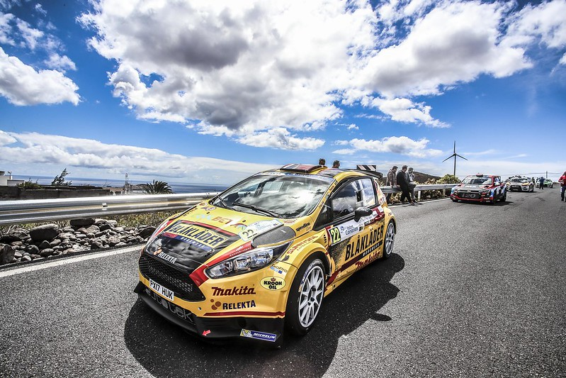 AUTO - ERC ISLAS CANARIAS 2018