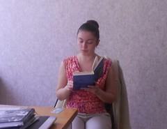 Недільна читанка з Олесею. 13.05.18. ім. О. Грибоєдова