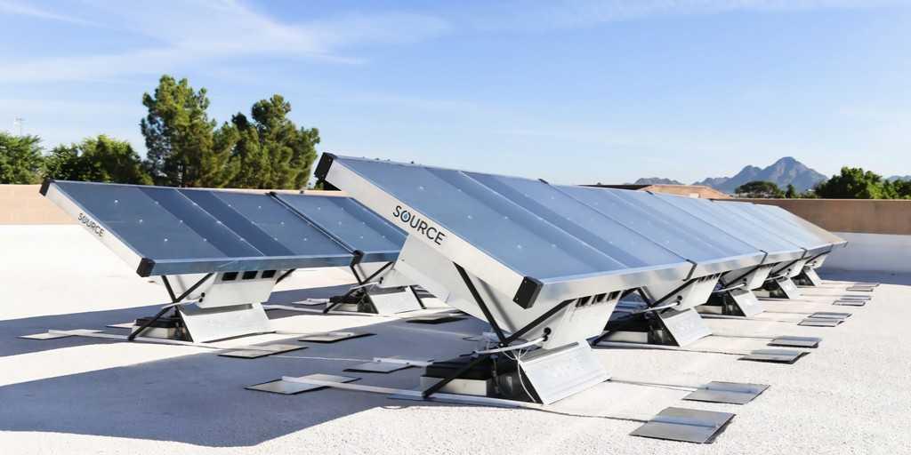 Grâce à l'énergie solaire de l'eau potable sera disponible en Australie