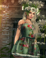 NEW! Valentina E. Rosie Dres DUO @  The Chapter Four!