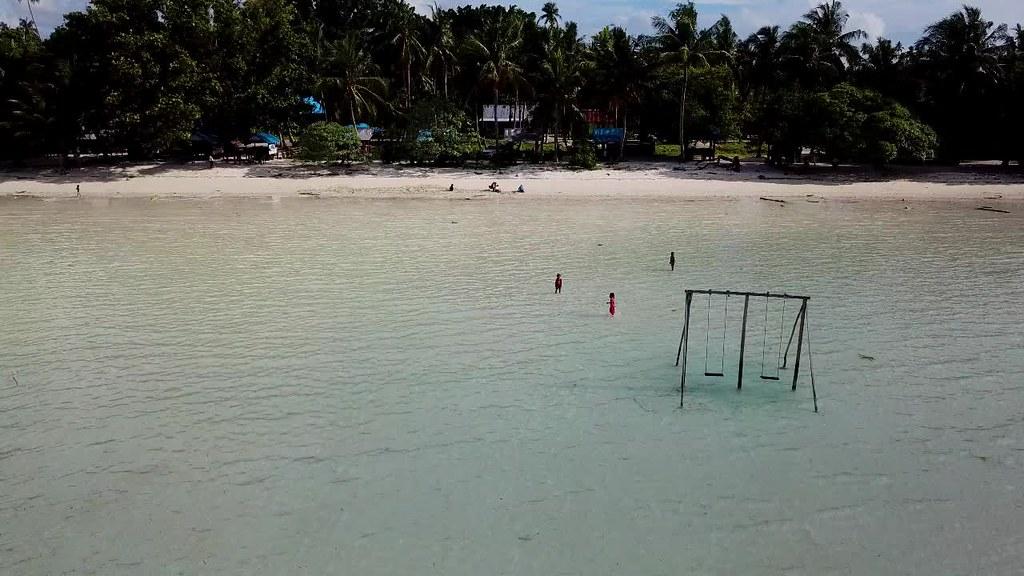 Ohoidertawun Beach, Kei Kecil, Maluku Tenggara, Moluccas