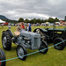 Antique Tractors Aberfeldy Highland Games