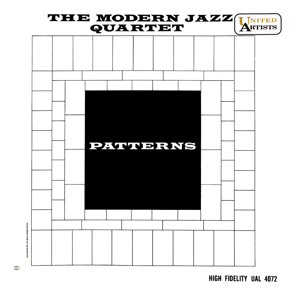 The Modern Jazz Quartet - Patterns