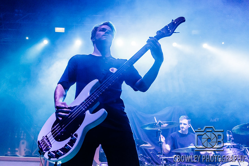 20180425 - Wage War Supporting Of Mice and Men - o2 Institute - 27