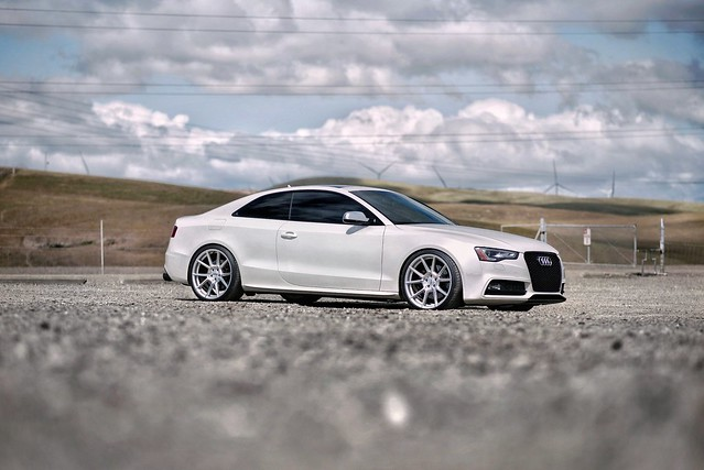 TSW Chrono on Audi S5