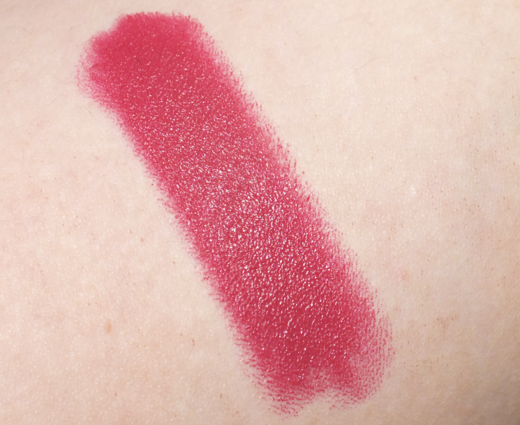 givenchy le rouge framboise velours swatch (2)