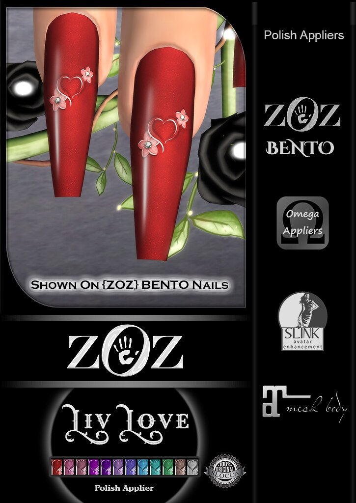{ZOZ}  Liv Love Bento pix L - TeleportHub.com Live!