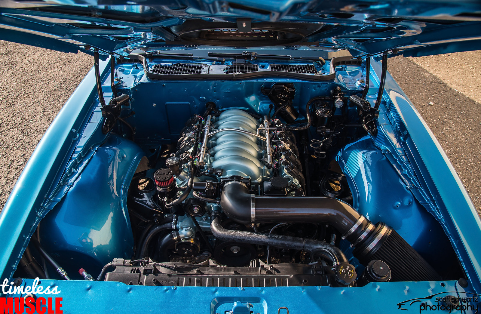 1971 Firebird LS (L76) swap with 6L80e 6 speed auto, PICTURE