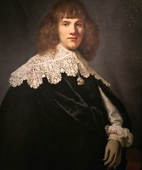 New kid on the block (Rembrandt Harmensz van Rijn)