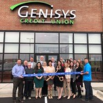 Ribbon Cutting: Genisys Credit Union