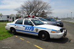 NYPD - 2011 Ford Crown Victoria - 5818 - Highway Patrol