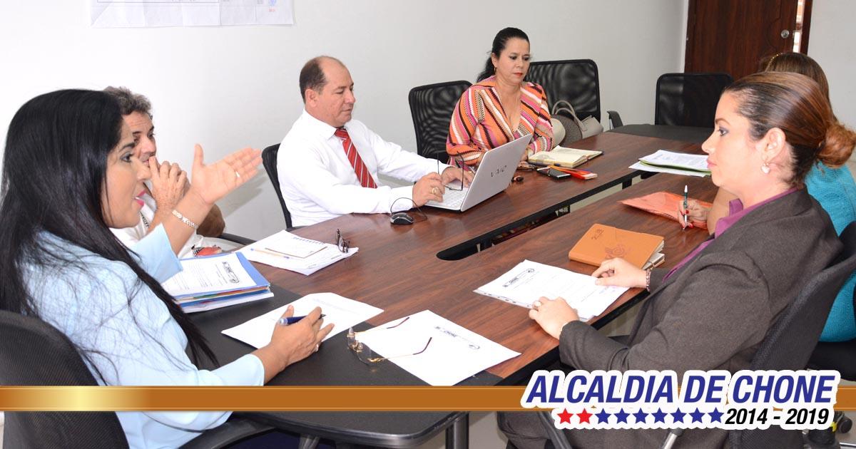Concejales de la comisión de educación y cultura se reunieron