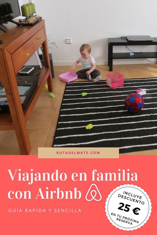 Viajando en familia con Airbnb